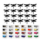 20 Dragonfly Stickers for Wedding Decal Fairy Theme Party Favor wall room decor