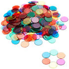 Toy Game Coins Bingo Game Accessories Plastic Chip Plastic Teaching Material FM