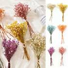 Dried Fake Artificial Gypsophila Flowers Bouquet Wedding Home Pretty Decoration
