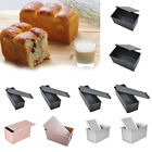 Heavy Metal Non-Stick Loaf Pan Toast Mold Cake Baking Mould for Kitchen