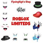 🔥 💯Roblox Limiteds! CLEAN! Restocked Every Week 💯🔥