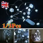 Fall Maple Leaves Led Fairy String Light Leaf Lamp Garland Party Christmas Decor