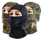 Tactical Outdoor Camo Quick-Drying Face Cover Balaclava Hood Hat Airsoft Hunting