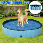 Foldable Dog Pool Pet Swimming Pool Pet Summer Bathing Tub for Dogs Cats FUN