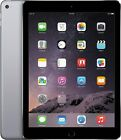 Kyпить Apple iPad Air 2, WiFi & 4G Cellular Unlocked - 16GB 32GB 64GB  - Gray Silver  на еВаy.соm