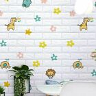 EBuyers Peel and Stick 3D Foam Wall Panels for Interior Wall Decor, sticky tile