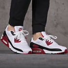 "Nike Air Max 90 ""New Maroon"" Trainers Shoes UK 5.5-12"