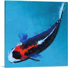 ARTCANVAS Kumonryu Koi Carp Fish Japan China Asia Canvas Art Print