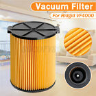Wet Dry Vacuum Cleaner Filter Element Replacement For Ridgid VF4000 6 20 US