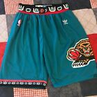 Vancouver Grizzlies Basketball Shorts Vintage Retro Green Men SIze S-XXL on eBay