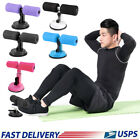 Self-Suction Sit Up Bar Abdominal Core Portable Strength For Fitness Training US image