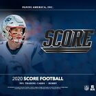 SCORE 2020 - GOLD Parallel PICK YOUR OWN Panini Football Retail Exclusive $1.49 USD on eBay