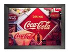 Coca-Cola 1 Logos Old Bottles Vintage Cool Amazing Family Time Poster Drink $63.7  on eBay