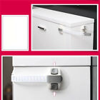 Child Baby Door Safety Lock Pet Proof Fridge Cupboard Cabinet Drawer FM