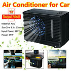 12V Portable Evaporative Air Conditioner Home Car ice Water Cooler Cooling Fan f