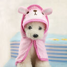 Funny Blanket Towel Quick Drying Dog Bathrobe Super Absorbent Pet Bath Towel FM