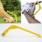 2 Pack Golf Swing Training Aid Tools Practice Guide Corrector Trainer Wrist Arm