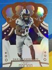 2020 Panini Chronicles Draft Football - Complete Your Set Crown Royale #1-100