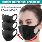 Sponge Face Mask Reusable Washable Anti-fog Haze Face Mouth Cover Breathable
