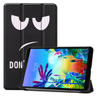 """For LG-G Pad 5 10.1"""" Tablet Case Pattern PU Leather Shockproof Protective Stand"""