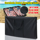 Cornhole Board Carrying Case Tote Bag Oxford Waterproof Portable Large 3