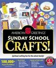 American Greetings Sunday School Crafts PC CD print Christian religious project