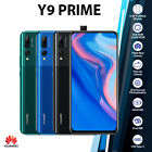 (unlocked) Huawei Y9 Prime 2019 Black Blue Green 4gb+128gb Android Mobile Phone