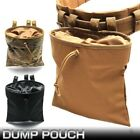 OutdoorsTactical Military Hunting Molle Magazine Ammo Dump Drop Pouch Bag Large