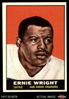 1961 Topps #171 Ernie Wright Chargers Ohio St 6 - EX/MT $8.5 USD on eBay