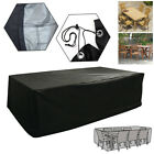 Waterproof Furniture Cover For Patio Outdoor Sofa Garden Chair Table Protector