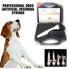 Dogs Artificial Insemination Kit Veterinary Equipment Nature Mating Tool W/ Case