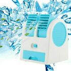 Portable Desktop Air Conditioner USB Rechargeable Small Fan Cooling Cooler Mini