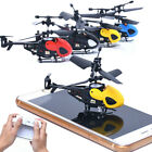 Newest Remote Control Aircraft RC 2CH Mini Helicopter Radio Micro 2 Channel UK