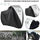 Outdoor Bicycle Cover Waterproof Dustproof Portable Foldable Bike Storage Cover