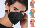 Face Mask Cover with Valve Multi-Layer - Protective Respirator PPE
