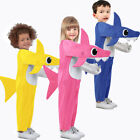 New Baby Cosplay Finger Shark Costume Halloween Party Stage Performance Jumpsuit