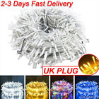 100-500 LED Fairy String Lights Christmas Party Tree Outdoor Indoor  Warm White