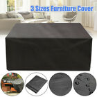 Outdoor Furniture Cover Waterproof Patio Garden Wicker Sofa Couch Protector