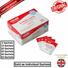 Clinell Skin Wipes 70% Isopropyl Alcohol Sterile Sachets, UK Stock