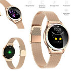 Chic Women Girl Smart Watch Bracelet Heart Rate Sleep Monitor for iPhone Android bracelet chic Featured girl heart monitor rate sleep smart watch women