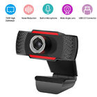 480P/720P/1080P Webcam Autofocus USB Web Camera Cam W/ Mic For PC Laptop Desktop