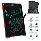 12 inch LCD Writing Drawing Tablet Pad eWriter Notepad Boogie Graphic Board Pad