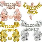 Welcome Back Letter Balloons Garland Home Family Reunion Party Decoration Ballon