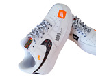 Nike Air Force 1 One Utility Low Blanc 07 LV8 Toutes Tailles...