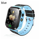 Smart Phone watch Kids Tracker LBS SIM Alarm Camera SOS Call for Boys and Girls