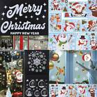2020 Christmas Wall Stickers Wall Window Glass Home Decoration Sticker Decal Diy