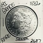 1886+MORGAN+SILVER+DOLLAR+HI+GRADE+GENUINE+U.S.+MINT+RARE+COIN+2687