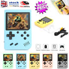 500 Games Pocket Game Console Retro Handheld Gaming Player Adults Kids Gifts Uk