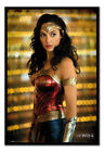 Wonder Woman 1984 Solo Poster FRAMED CORK PIN BOARD With Pins | UK Seller