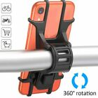 Bicycle Mobile Phone Holder Silicone Motorcycle Bike Handlebar Stand Mount